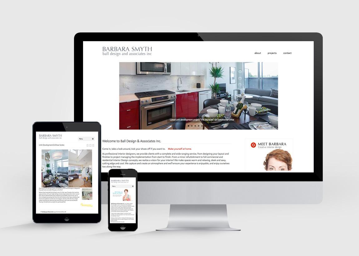jibe designs website for ball design inc 3 petra raschig graphic designer